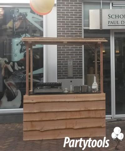 poffertjeskar huren in regio Nijmegen
